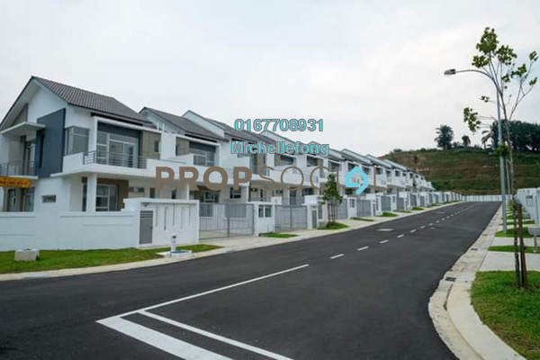 For Rent Terrace at Luciana, Setia Eco Gardens Freehold Semi Furnished 4R/3B 1.65k