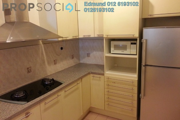 For Rent Condominium at Puncak Nusa Kelana, Ara Damansara Freehold Fully Furnished 3R/2B 2.35k