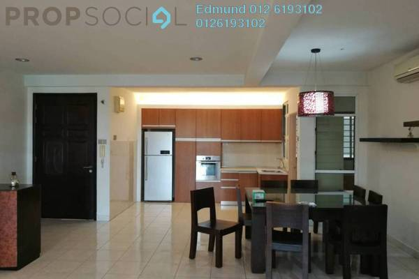 For Sale Condominium at Sterling, Kelana Jaya Freehold Semi Furnished 4R/2B 865k