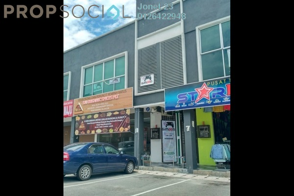 For Rent Shop at Bukit Sentosa 1, Bukit Beruntung Freehold Unfurnished 0R/0B 3.5k