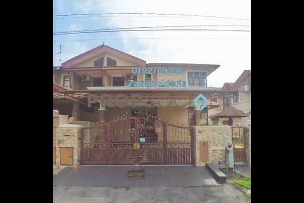 For Sale Bungalow at Seksyen 3, Bandar Baru Bangi Leasehold Semi Furnished 5R/5B 1.25m