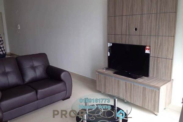 For Rent Serviced Residence at Pacific Place, Ara Damansara Freehold Fully Furnished 2R/2B 2.3k