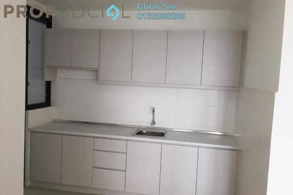 For Rent Condominium at Ken Rimba, Shah Alam Freehold Semi Furnished 3R/2B 1.43k