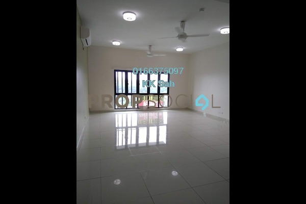For Rent Serviced Residence at Lake Vista Residence, Bandar Tun Hussein Onn Freehold Semi Furnished 3R/2B 1.7k