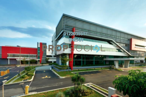 For Rent Factory at Section 51A, Petaling Jaya Freehold Unfurnished 0R/0B 71k