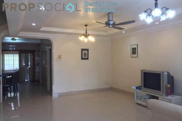 For Sale Terrace at Mahkota Walk, Bandar Mahkota Cheras Freehold Unfurnished 4R/3B 688k
