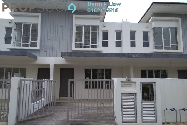 For Sale Terrace at Setia EcoHill, Semenyih Freehold Unfurnished 4R/3B 730k
