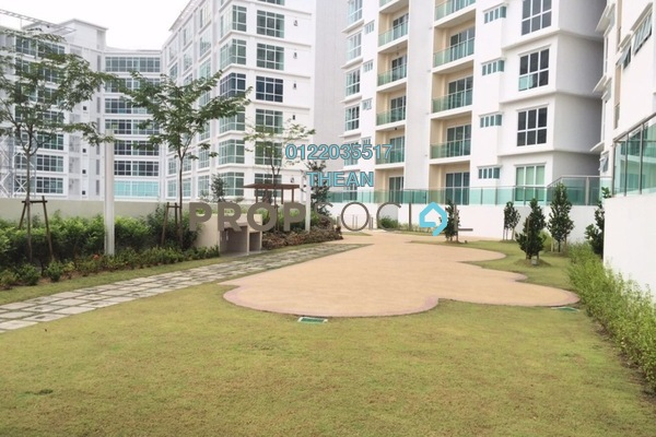 For Sale Serviced Residence at Medalla @ Oasis Corporate Park, Ara Damansara Freehold Fully Furnished 0R/1B 568k