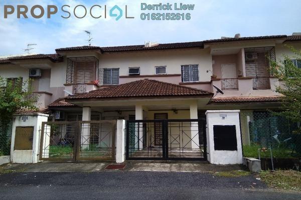 For Sale Link at Mahkota Walk, Bandar Mahkota Cheras Freehold Unfurnished 4R/3B 475k