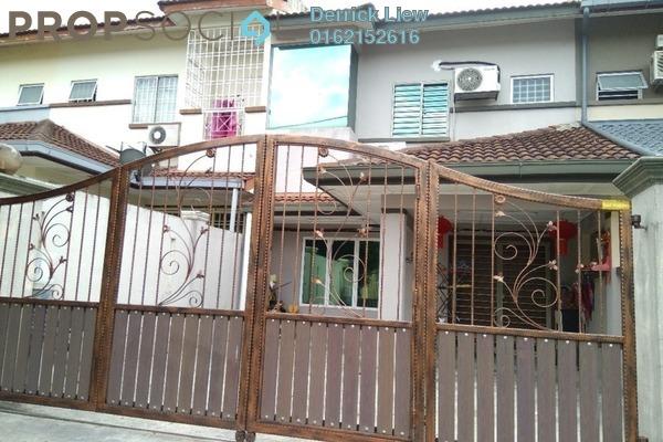For Sale Link at Mahkota Walk, Bandar Mahkota Cheras Freehold Unfurnished 4R/3B 649k
