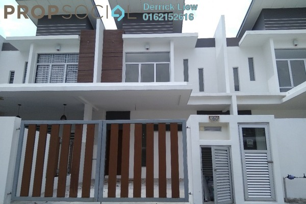 For Sale Link at Setia EcoHill, Semenyih Freehold Unfurnished 4R/3B 525k