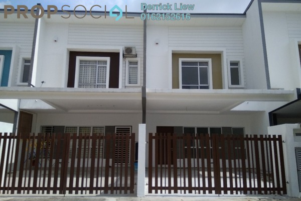 For Sale Link at Setia EcoHill, Semenyih Freehold Semi Furnished 4R/3B 630k