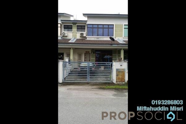 For Sale Terrace at Bandar Puteri Klang, Klang Freehold Semi Furnished 4R/3B 520k