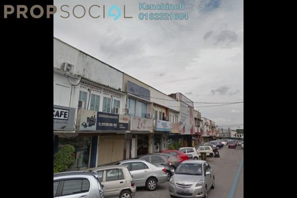 For Sale Shop at Sea Park Apartment, Petaling Jaya Freehold Unfurnished 0R/1B 2.4m
