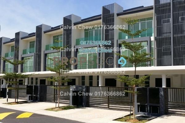 For Sale Terrace at Bangi Avenue, Kajang Freehold Unfurnished 7R/7B 680k