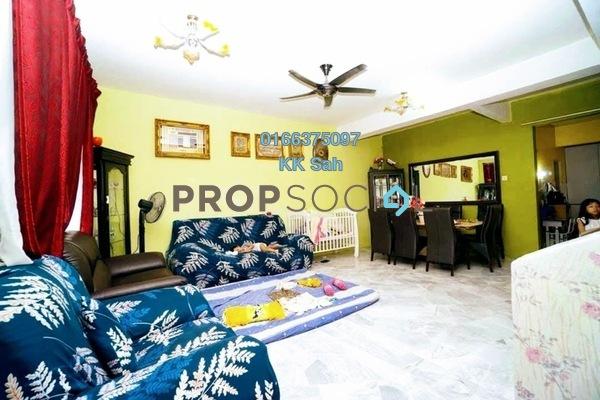 For Sale Link at Section 8, Bandar Mahkota Cheras Freehold Semi Furnished 4R/3B 485k