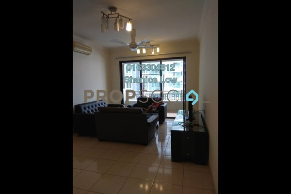 For Rent Condominium at Casa Kiara I, Mont Kiara Freehold Fully Furnished 3R/2B 2.9k
