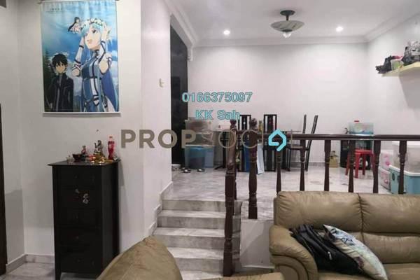For Sale Link at SL7, Bandar Sungai Long Freehold Semi Furnished 4R/3B 588k