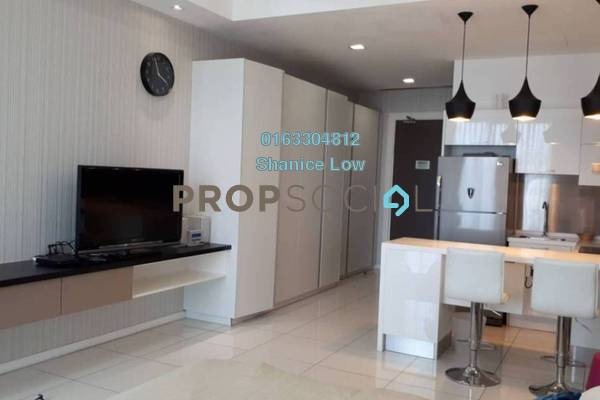 For Sale Condominium at M Suites, Ampang Hilir Freehold Fully Furnished 0R/1B 565k