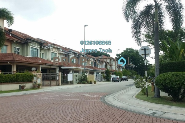 For Sale Superlink at Ambang Botanic 1, Klang Freehold Semi Furnished 4R/4B 930k