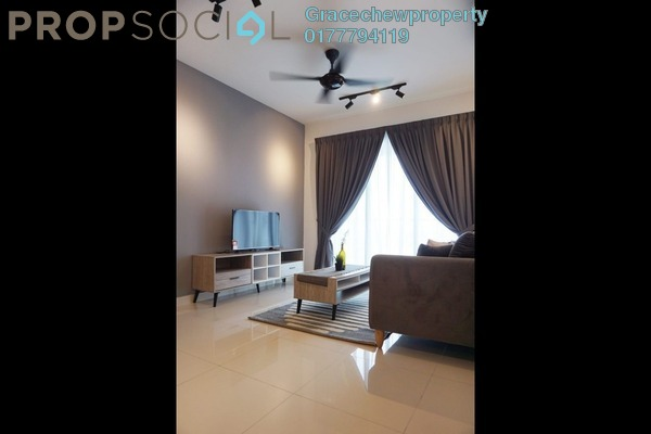 For Rent Serviced Residence at Teega, Puteri Harbour Freehold Fully Furnished 1R/1B 1.98k