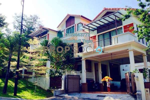 For Sale Bungalow at RiverView, Melawati Freehold Semi Furnished 9R/9B 4.88m