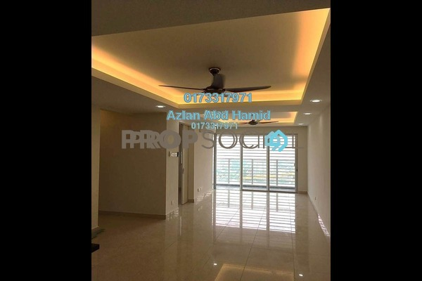 For Sale Condominium at Maxim Citilights, Sentul Freehold Semi Furnished 3R/2B 555k