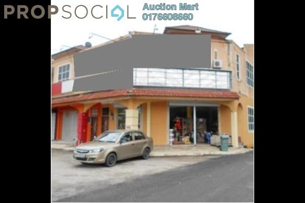 For Sale Shop at Taman Murni Perdana, Dungun Leasehold Unfurnished 0R/0B 478k
