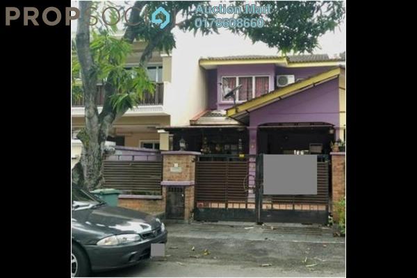 For Sale Terrace at Taman Mastiara, Jalan Ipoh Freehold Unfurnished 0R/0B 675k