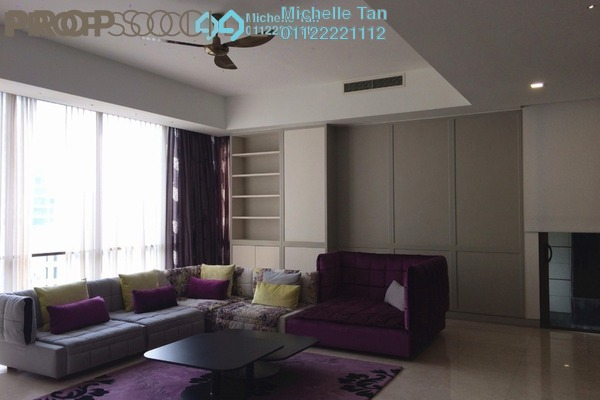 For Rent Condominium at Suria Stonor, KLCC Freehold Fully Furnished 3R/4B 9k