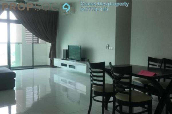 For Rent Apartment at Sky Loft, Bukit Indah Freehold Fully Furnished 2R/2B 2.48k