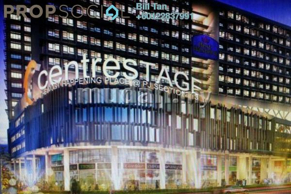 For Sale Serviced Residence at Centrestage, Petaling Jaya Freehold Fully Furnished 1R/1B 310k