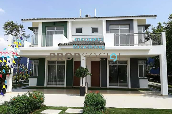 For Sale Terrace at Meridin East, Pasir Gudang Freehold Unfurnished 4R/3B 425k