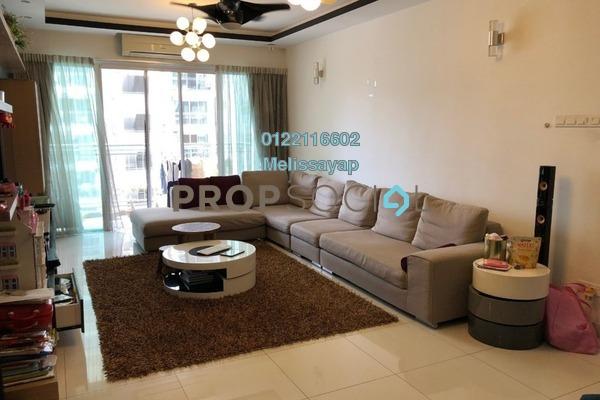 For Sale Condominium at Ceriaan Kiara, Mont Kiara Freehold Fully Furnished 4R/3B 1.2m