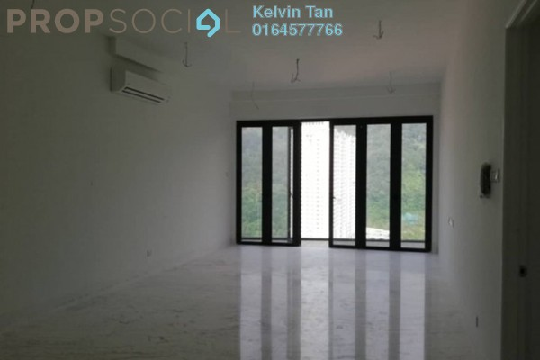 For Rent Condominium at Arte S, Bukit Gambier Freehold Unfurnished 3R/2B 1.2k