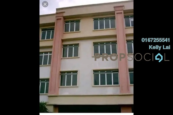 For Rent Apartment at Saujana Damansara, Damansara Damai Freehold Semi Furnished 3R/2B 700translationmissing:en.pricing.unit