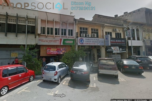 For Sale Shop at Reko Sentral, Kajang Freehold Semi Furnished 1R/1B 1m