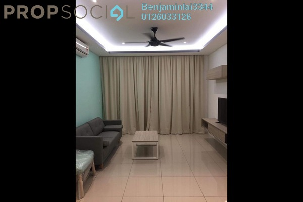 For Rent Condominium at Anjali @ North Kiara, Segambut Freehold Fully Furnished 3R/2B 2.9k