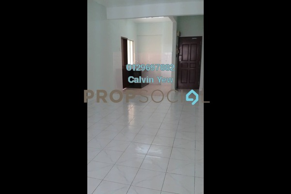 For Rent Condominium at Pandan Mewah Heights, Pandan Indah Freehold Unfurnished 3R/2B 1.1k