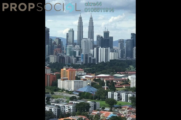 For Rent Condominium at Shamelin Star Serviced Residences, Cheras Freehold Semi Furnished 3R/2B 2.2k