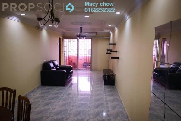 For Rent Condominium at Ketumbar Hill, Cheras Freehold Semi Furnished 3R/2B 1.05k