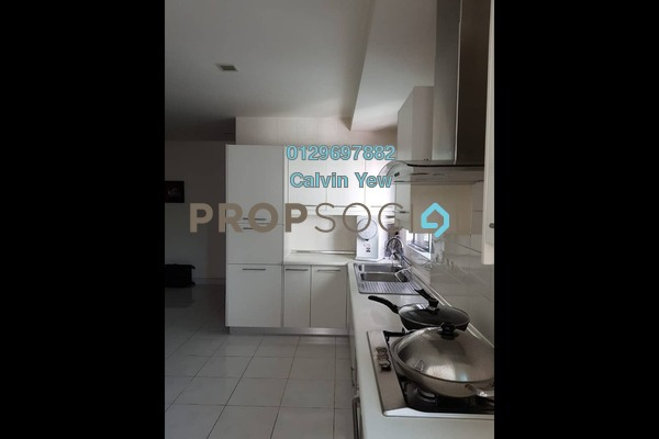 For Rent Condominium at Kiara Designer Suites, Mont Kiara Freehold Fully Furnished 4R/3B 3.4k