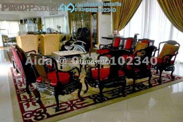 For Sale Bungalow at Bukit Pantai, Bangsar Freehold Semi Furnished 4R/8B 8m
