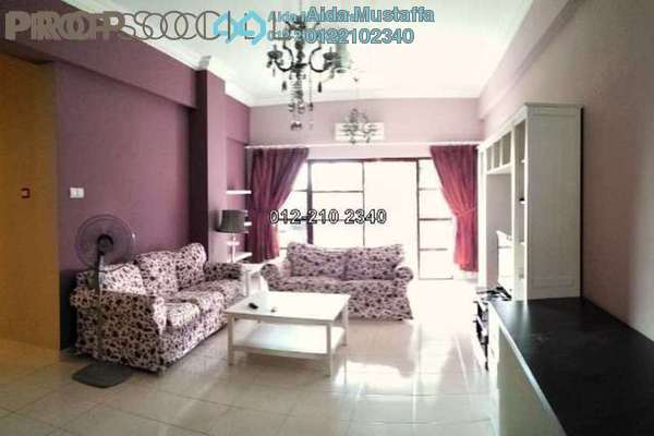 For Rent Condominium at Hartamas Regency 1, Dutamas Freehold Fully Furnished 4R/3B 3.8k