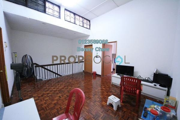 For Sale Terrace at Taman Megah, Kelana Jaya Freehold Unfurnished 4R/3B 1.09m