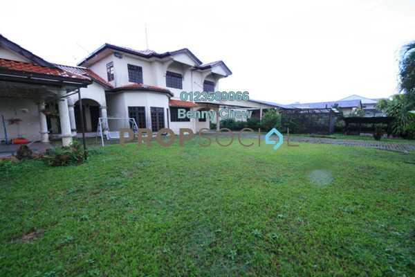 For Sale Bungalow at Section 9, Petaling Jaya Freehold Semi Furnished 5R/3B 3.5m