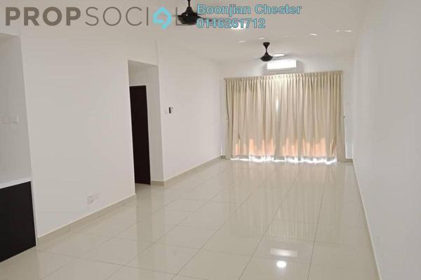 For Rent Serviced Residence at Landmark II, Bandar Sungai Long Freehold Semi Furnished 3R/2B 1.3k