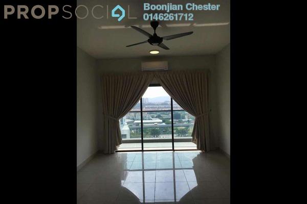 For Rent Serviced Residence at Landmark II, Bandar Sungai Long Freehold Semi Furnished 3R/2B 1.55k