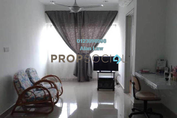For Sale Condominium at Hedgeford 10 Residences, Wangsa Maju Freehold Semi Furnished 1R/1B 380k