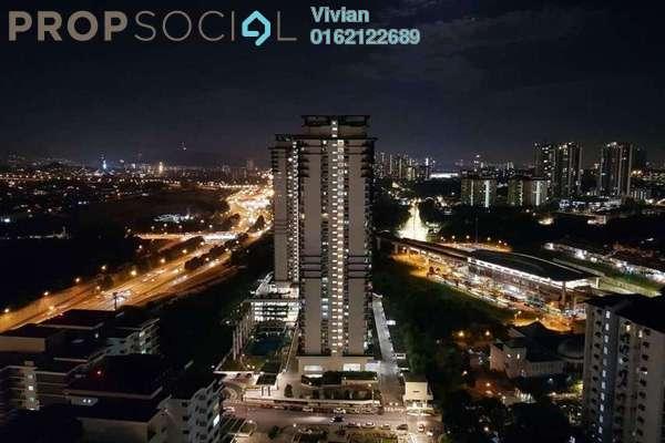 For Sale Condominium at Kiara Residence 2, Bukit Jalil Freehold Unfurnished 3R/2B 580k
